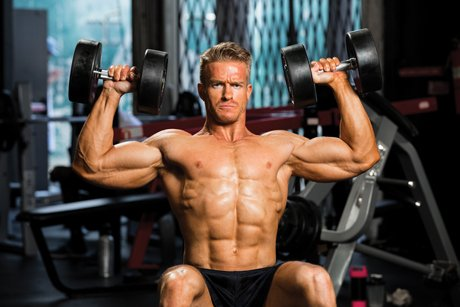 How To Build Bigger Arms In  Weeks